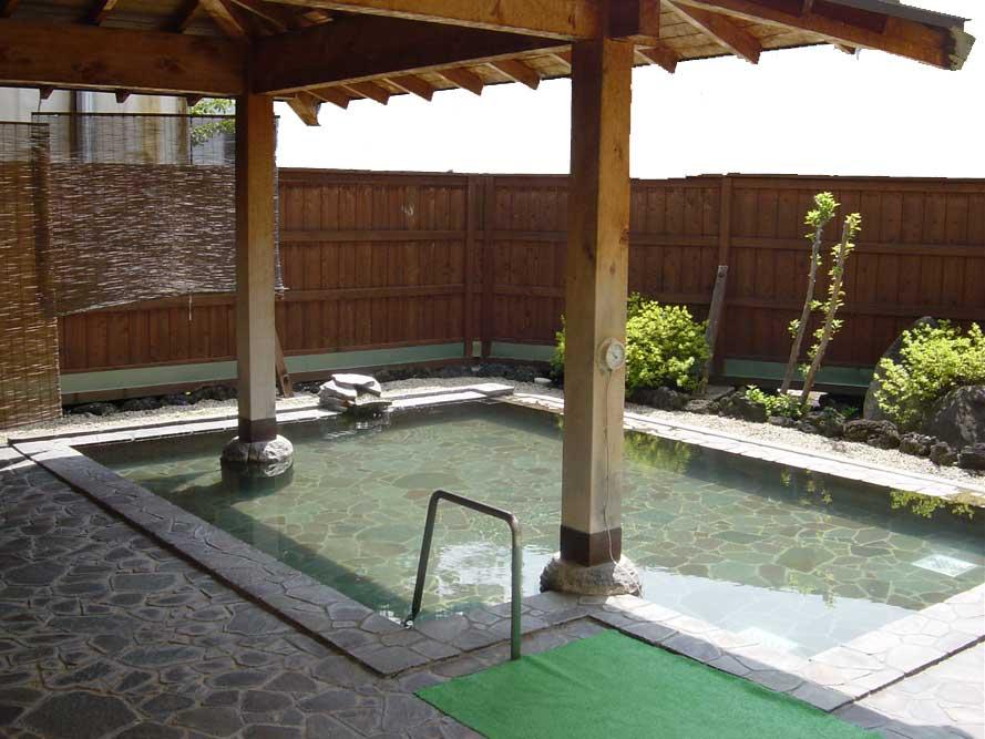 船津温泉休養施設「芙蓉の湯」