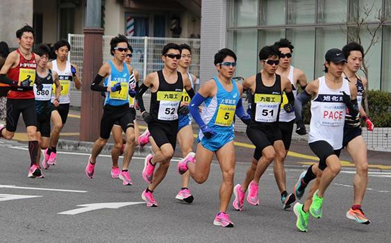 延岡西日本マラソンの結果を掲載しました!