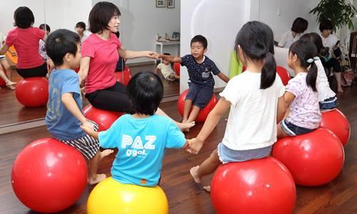 子ども・ママ向けトレーニングチャンネル