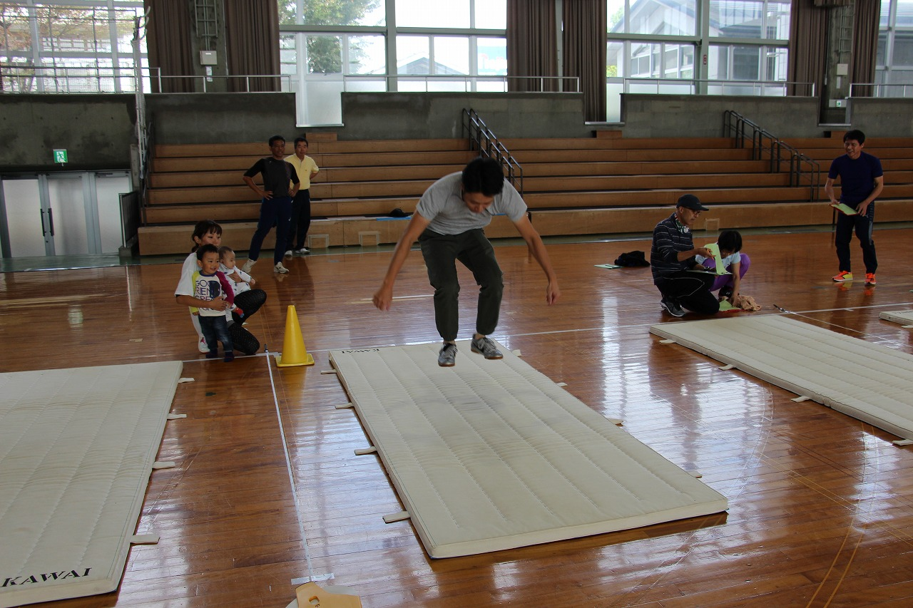 体力・運動能力テストの参加者募集