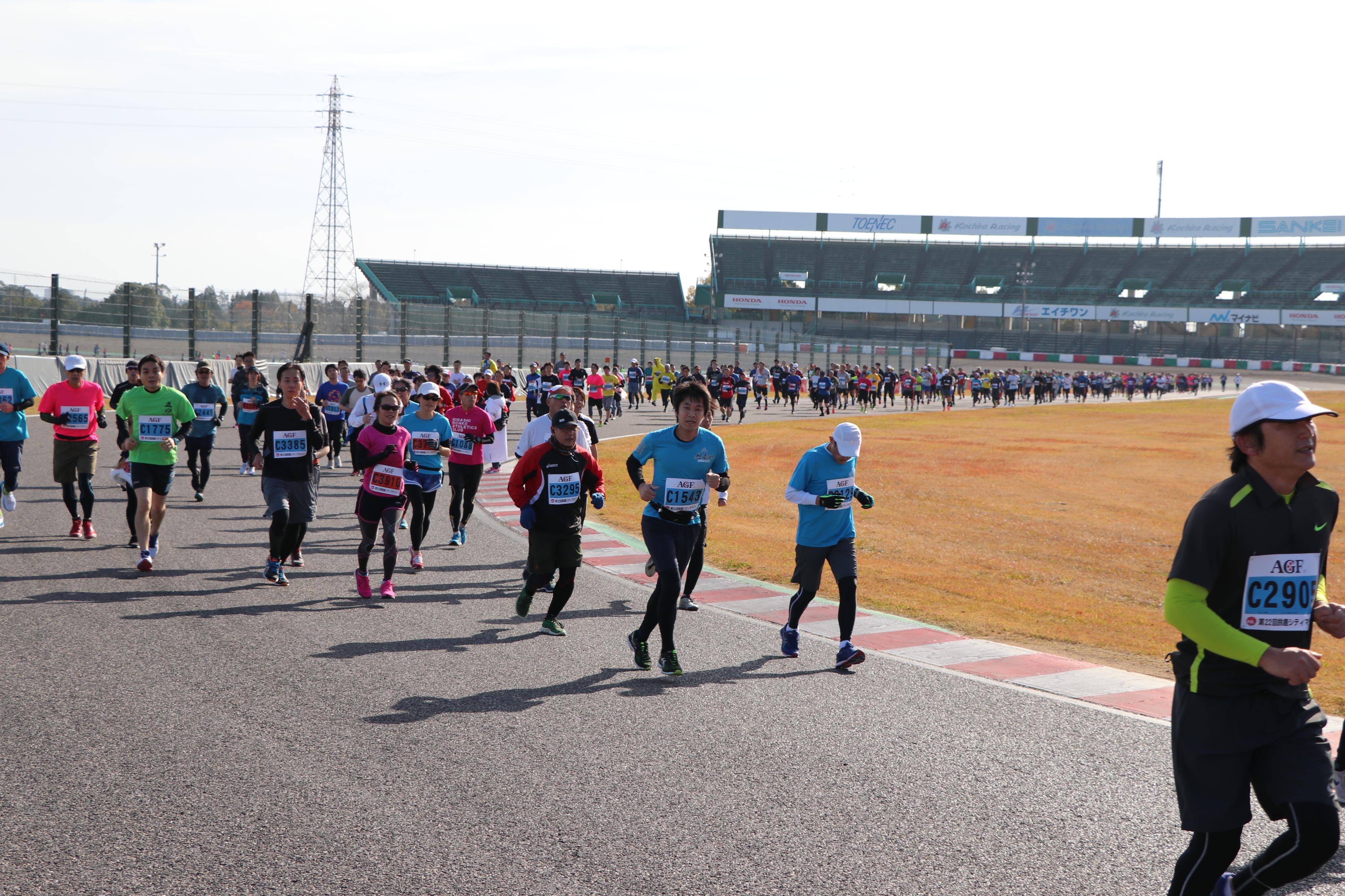 鈴鹿シティマラソンONLINE2020 エントリー開始!