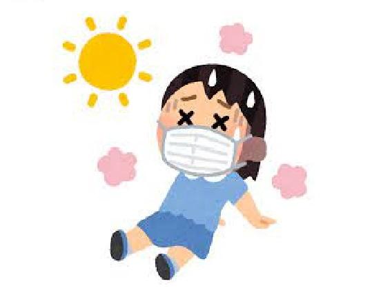スポーツ時の熱中症に要注意!