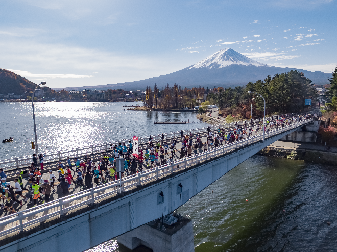 第10回記念富士山マラソン エントリー受付中!