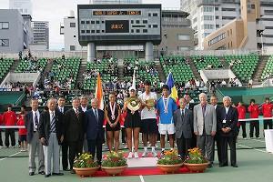 大阪市長杯2021世界スーパージュニアテニス選手権大会